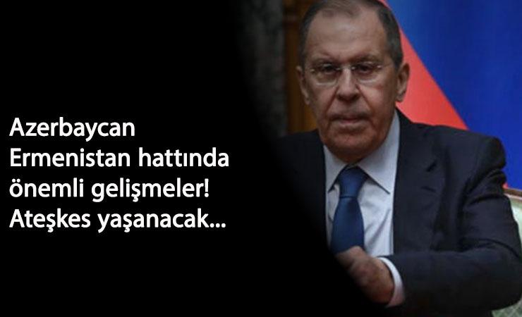 Azerbaycan'da son durum: Ateşkese gidiliyor