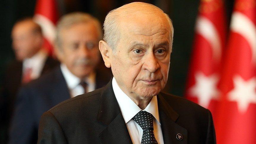 Devlet Bahçeli'den Ali Babacan'a sert yanıt