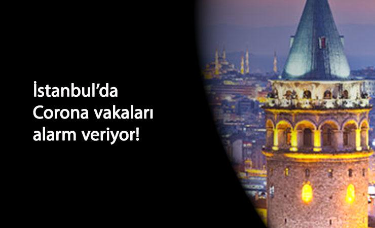 Bakan Koca'dan İstanbul'a uyarı: Corona'da İstanbul için korkutan tablo