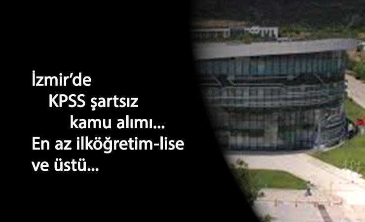 İŞKUR'dan başladı: İzmir Yüksek Teknolojisi Enstitüsü personel alıyor
