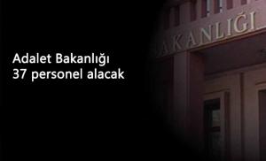 adalet bakanligi 37 sozlesmeli bilisim personeli alacak 10 bin cte alimi sirada