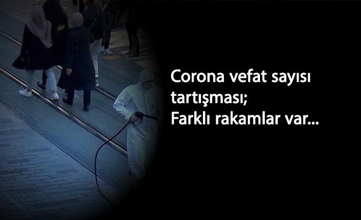 Ekrem İmamoğlu'dan şok iddia: Corona vefat sayısı doğru mu?