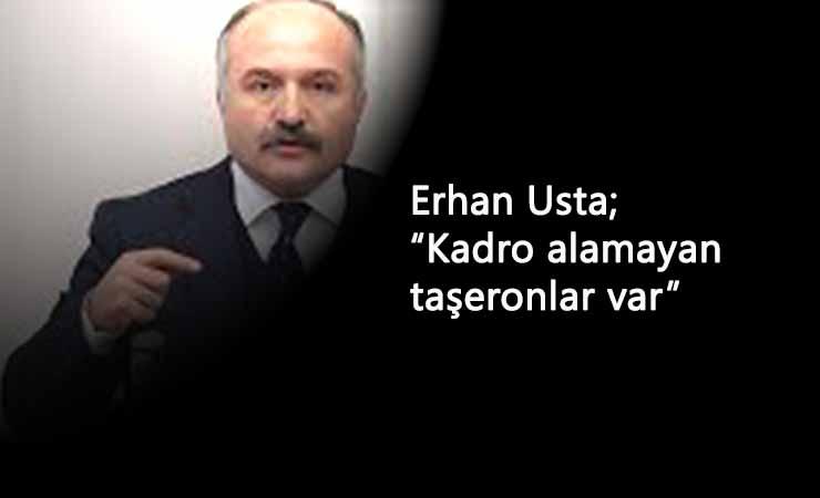 Erhan Usta kadro alamayan taşeronların sesi oldu: Yorum yağmuru geldi