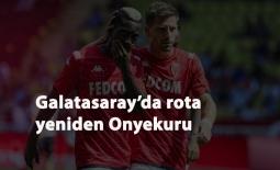 Onyekuru Galatasaray'a dönecek mi? Haber geldi