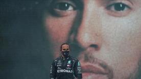 Ünlü Formula 1 pilotu Hamilton Koronavirüs'e yakalandı