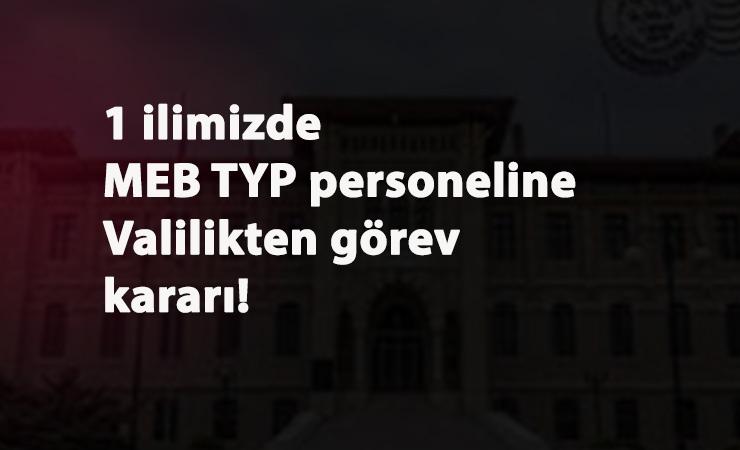 Uzaktan eğitimde MEB TYP ne olacak? Bir ilimizde karar verildi