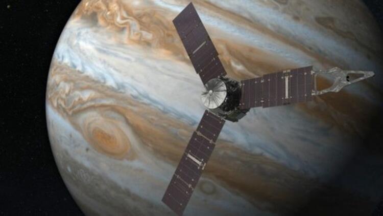 Dünya dışı varlıklardan ilk işaret mi?: Juno uzay aracı sinyal aldı
