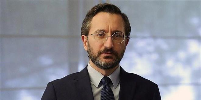 Facebook'un temsilci kararı sonrası Fahrettin Altun'dan açıklama