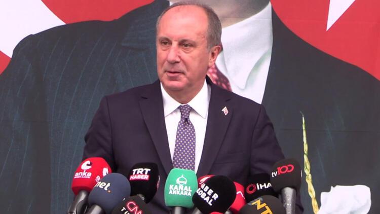 Muharrem ince CHP'den resmen ayrıldı