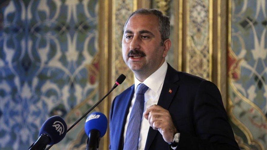 Adalet Bakanı Gül'den Anayasa değişikliği açıklaması