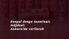 Mansur Yavaş'tan Sosyal Denge Tazminatı müjdesi: Nedir? Kimler alacak?