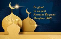 En güzel ve en yeni resimli Ramazan Bayramı mesajları 2021