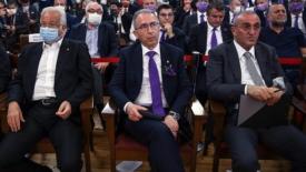 Galatasaray'da Abdurrahim Albayrak ve 2 kişi daha istifasını verdi