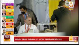 Galatasaray seçimleri sürüyor: Galatasaray 38. Başkanı kim olacak? Burak Elmas farkı kapatıyor