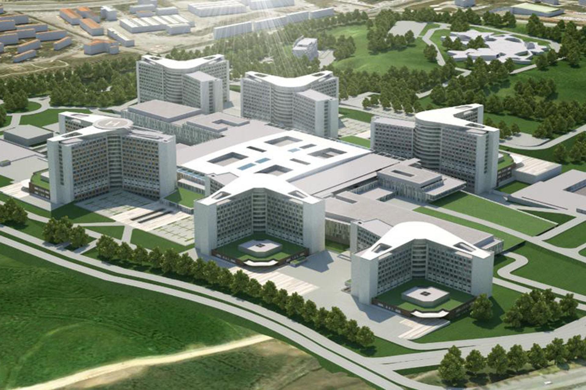 Ankara Etlik Şehir Hastanesi ne zaman açılacak? Etlik Şehir Hastanesi Personel alımı olacak mı?